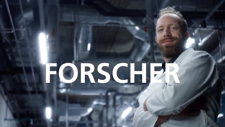 Fraunhofer Recruiting - Kinospot