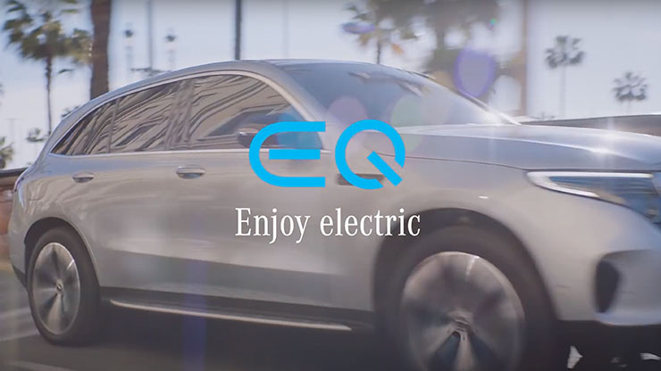 Mercedes-Benz EQ | Enjoy Electric