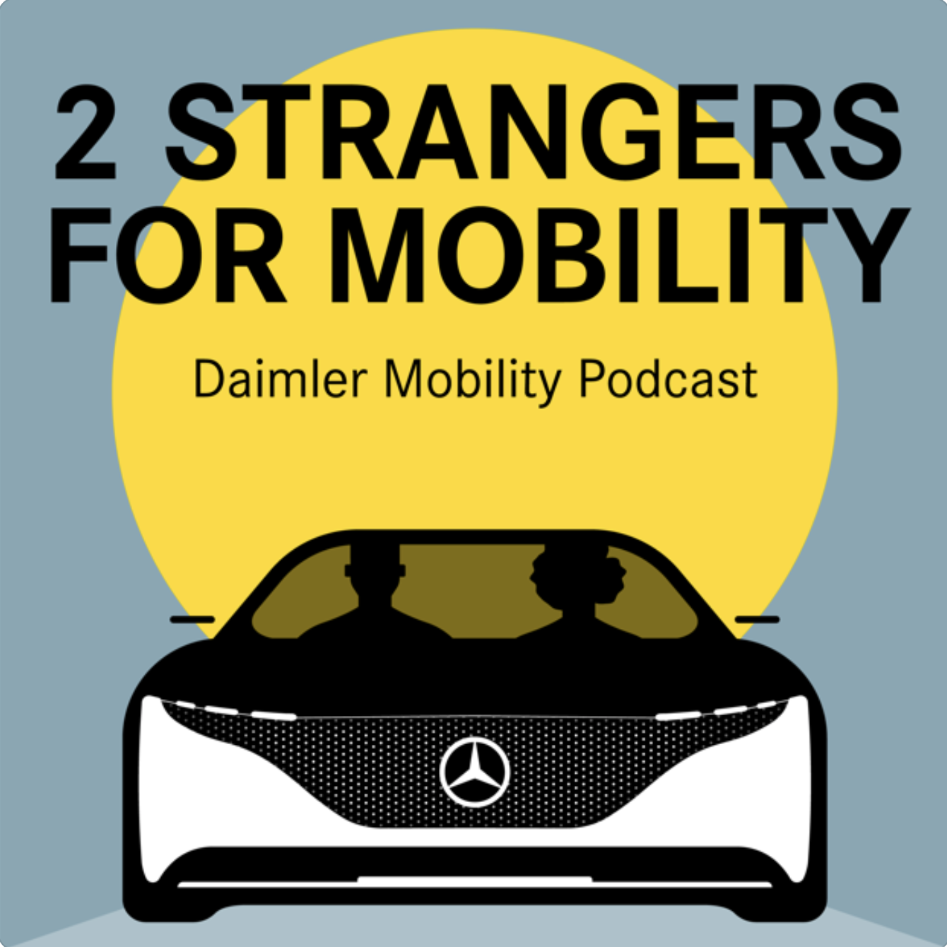 Podcast Produktion - Daimler - 2 Strangers for Mobility
