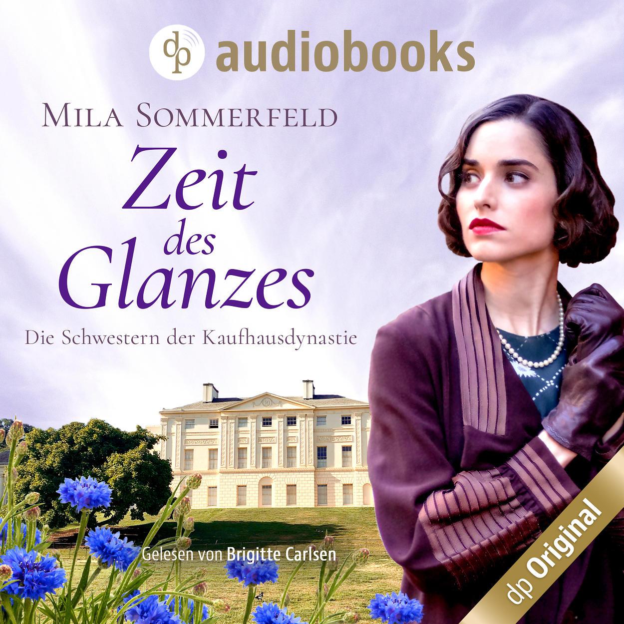 Audiobook - Zeit des Glanzes