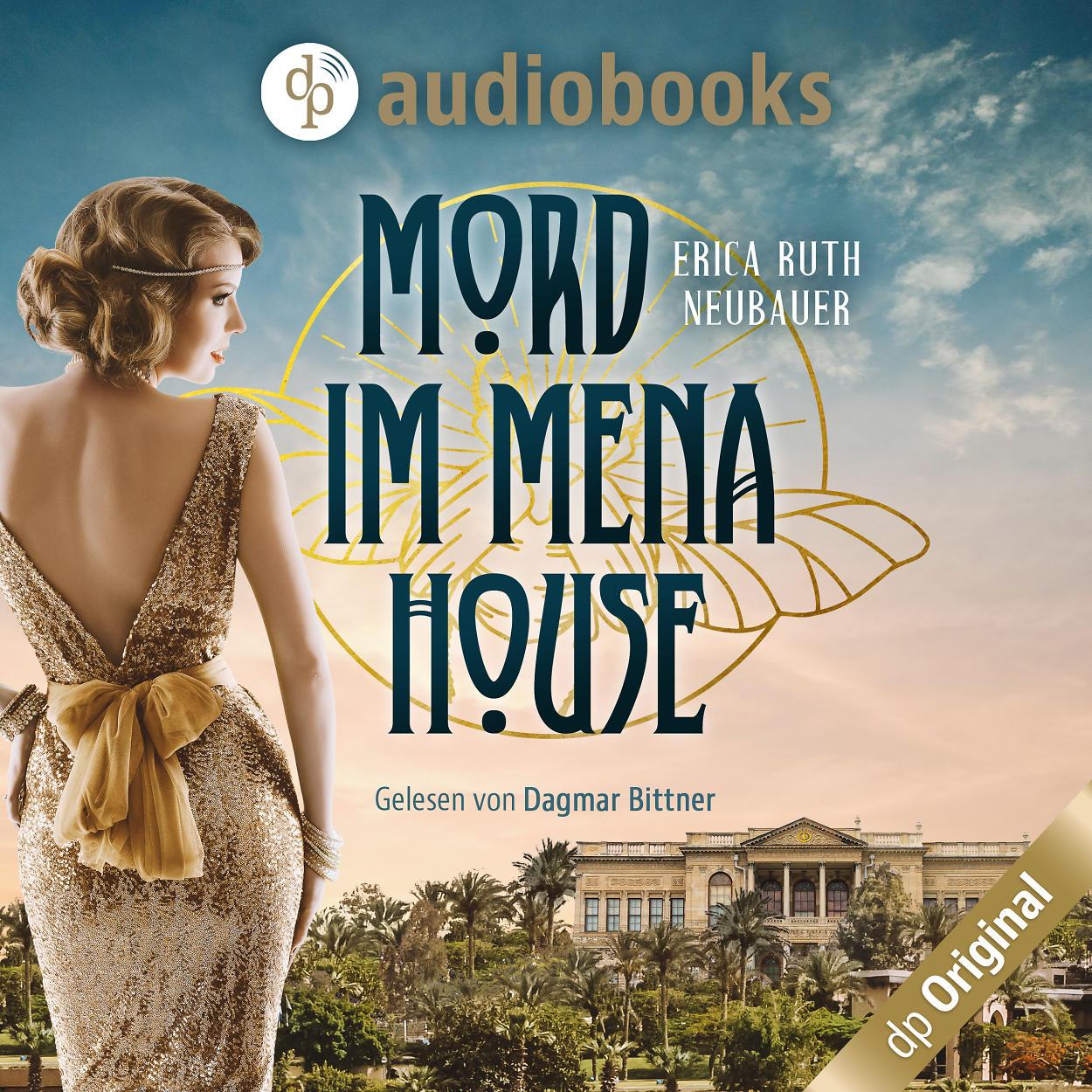 Audiobook - Mord im Mena House