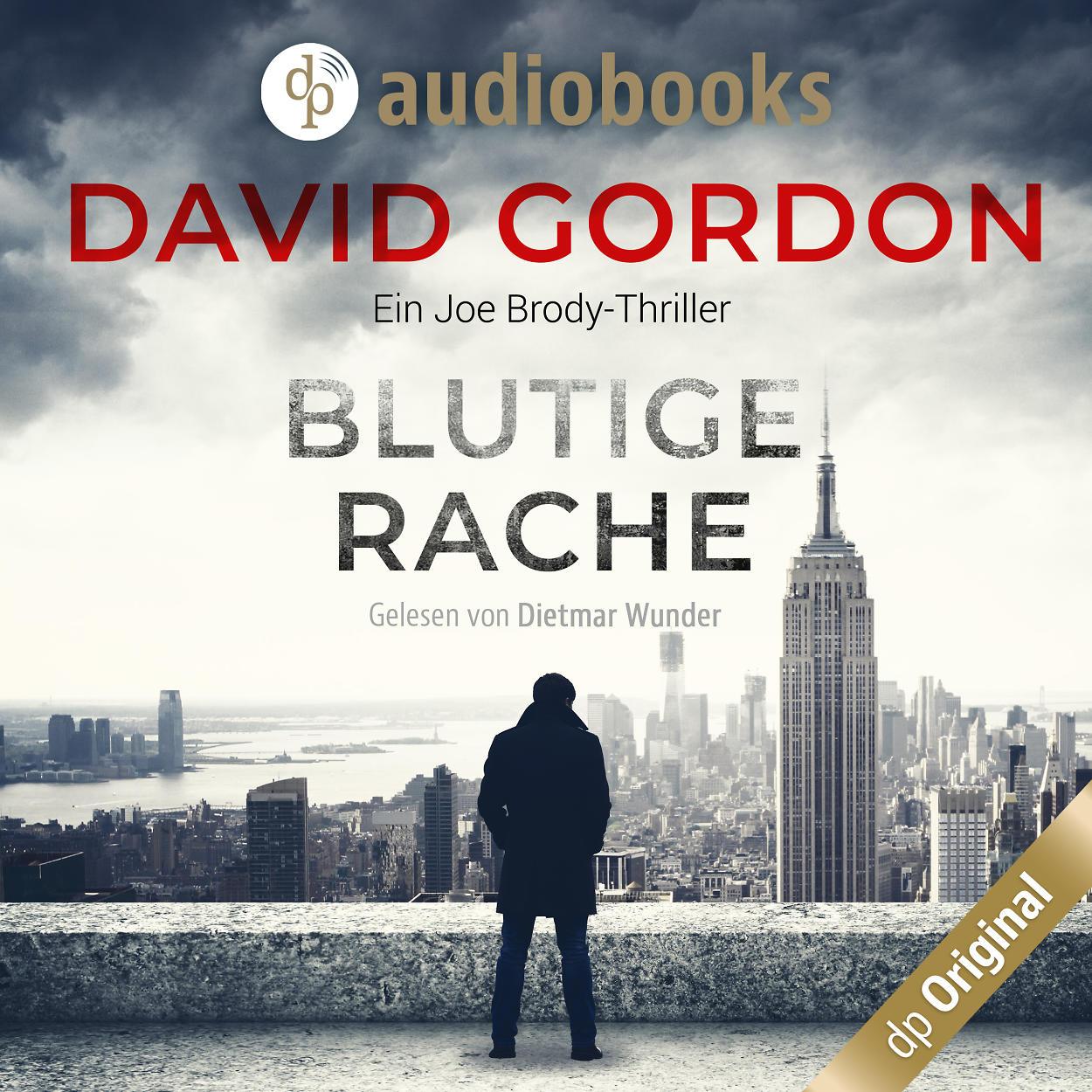 Audiobook - Blutige Rache
