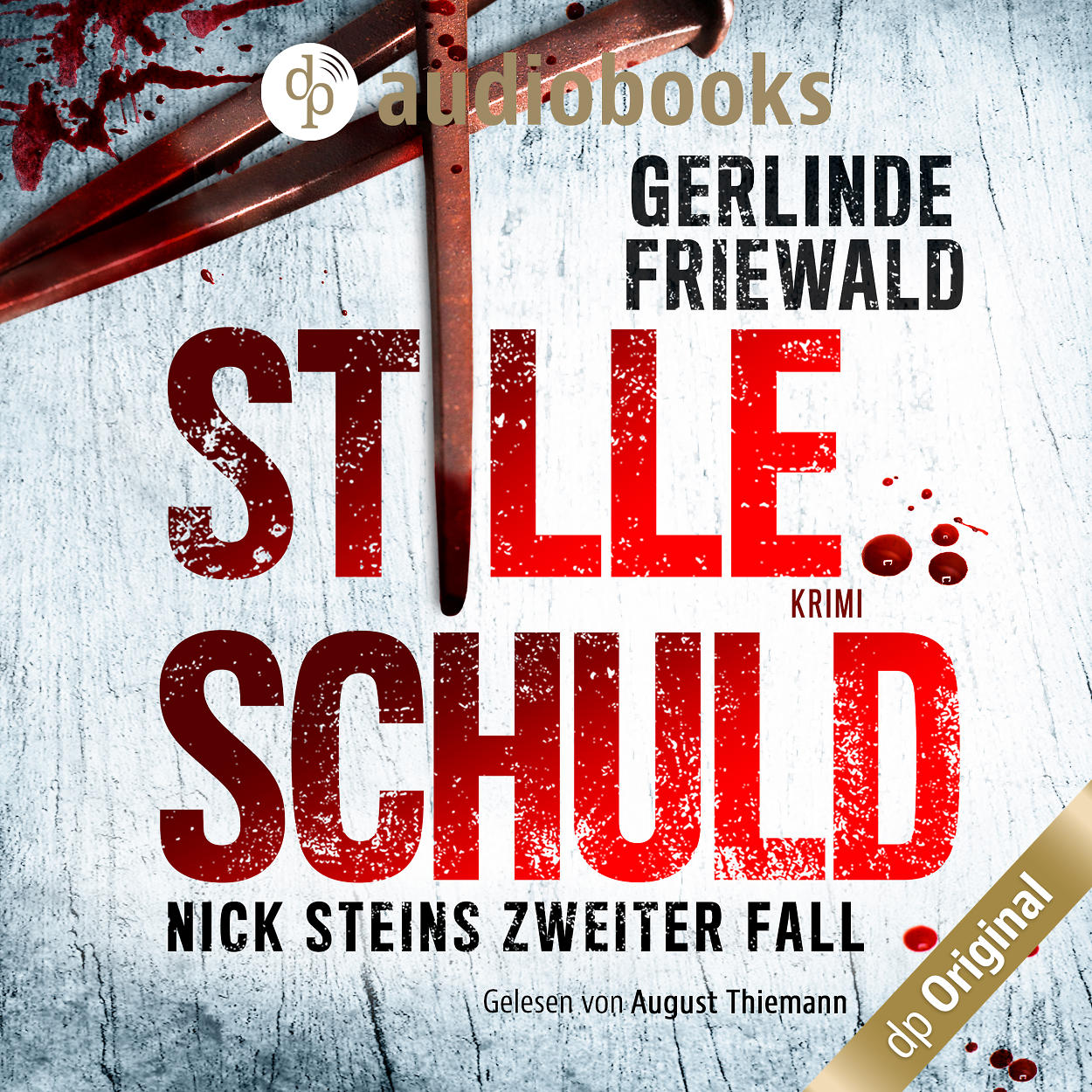 Audiobook - Stille Schuld