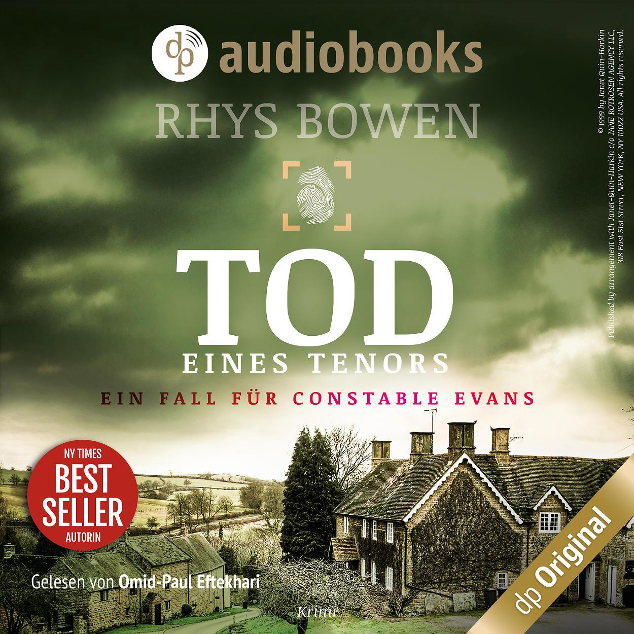 Audiobook - Tod eines Tenors