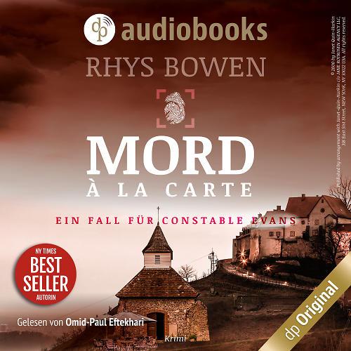 Audiobook - Mord a la Carte