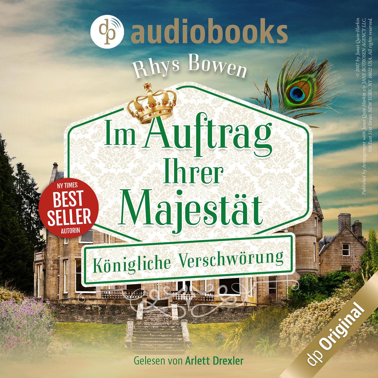 Audiobook - Königliche Verschwörung