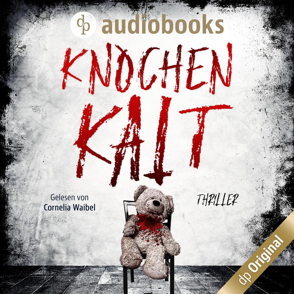 Audiobook - Knochenkalt