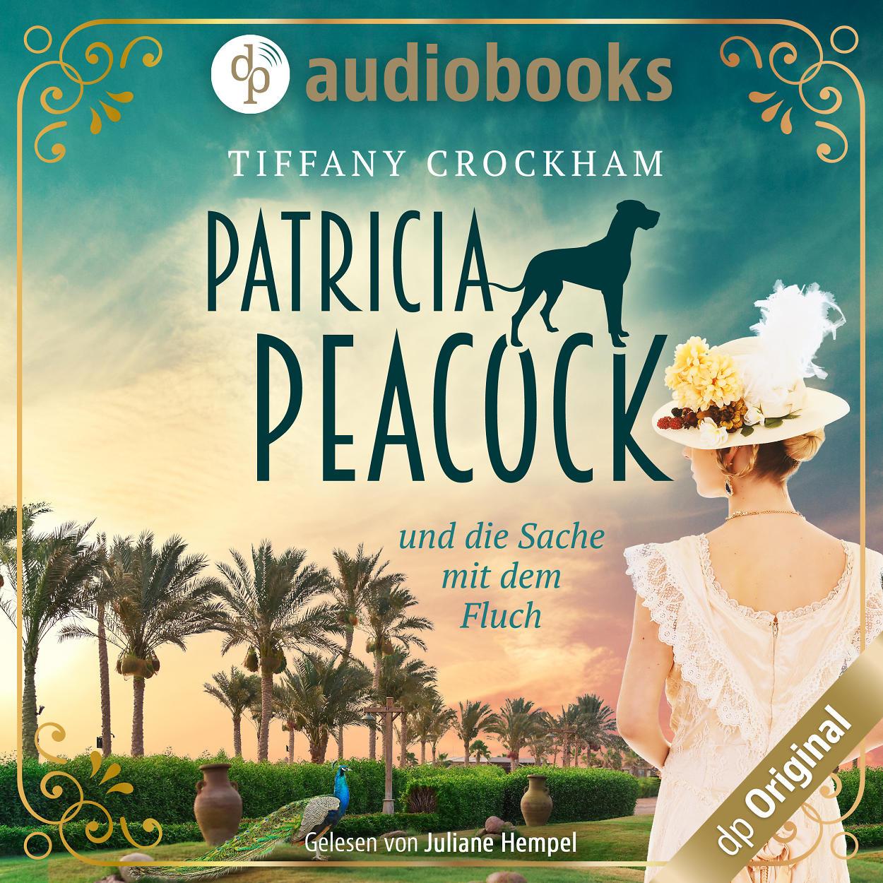 Patricia Peacock und die Sache mit dem Fluch
