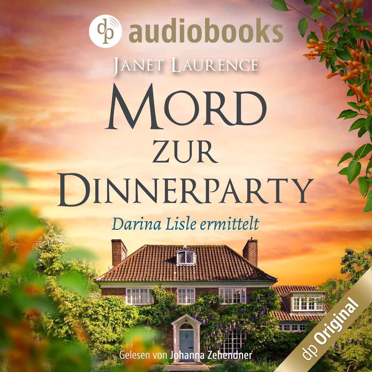 Audiobook - Mord zur Dinnerparty