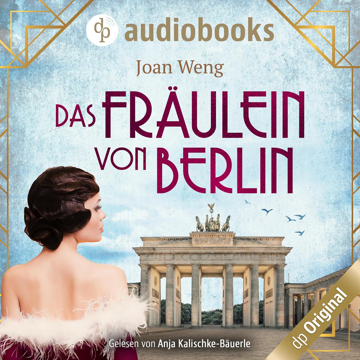 Audiobook - Das Fräulein von Berlin