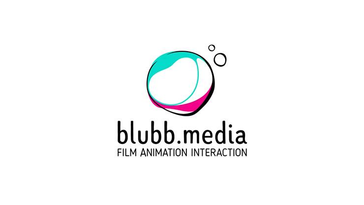 blubb media Logoanimation