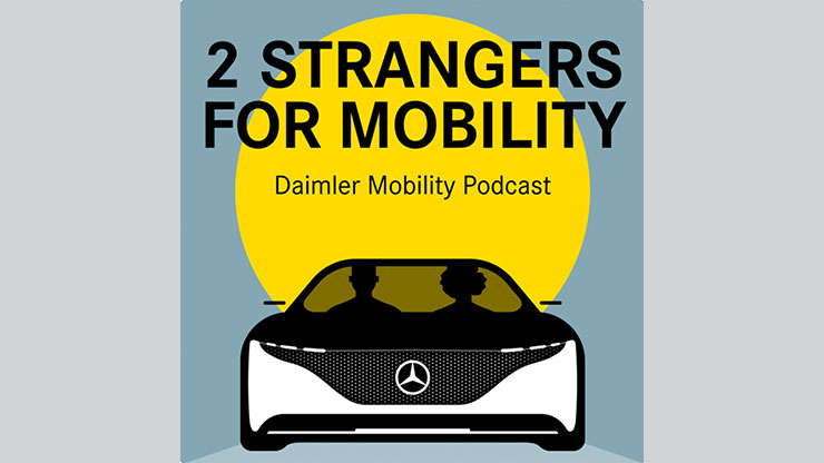 Daimler - 2 Strangers for Mobility